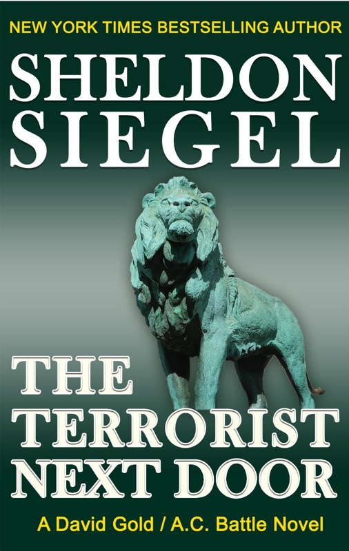 THE TERRORIST NEXT DOOR by Sheldon Siegel